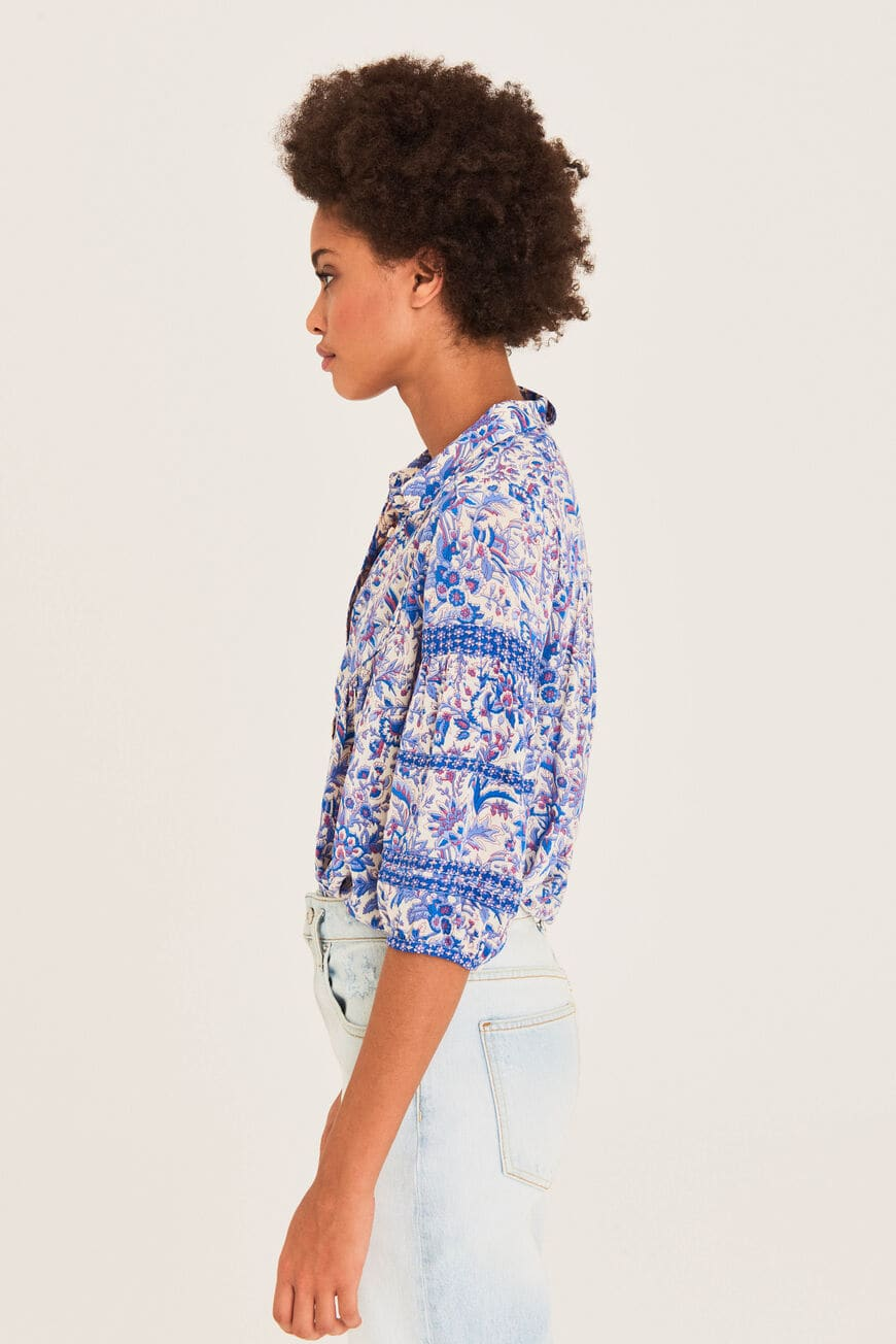 CHEMISE BROOKLYN TOPS & CHEMISES