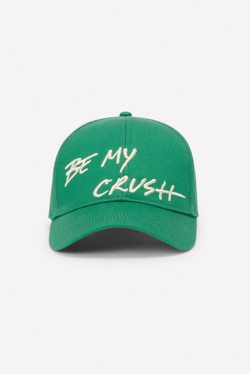 CASQUETTE HADA HATS & CAPS VERT BA&SH