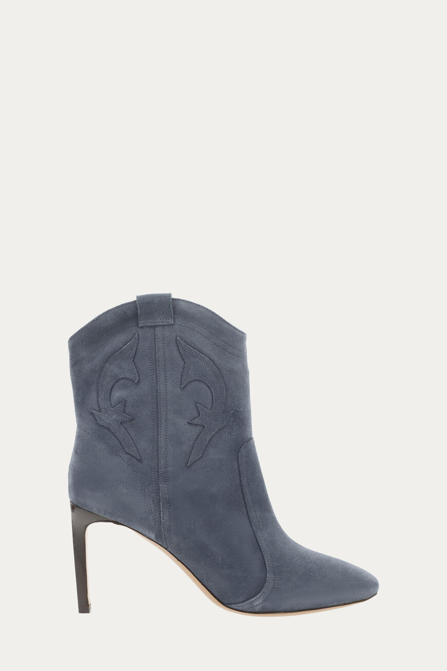 BOTTINES CAITLIN BOOTS & BOTTINES BLEUGRIS