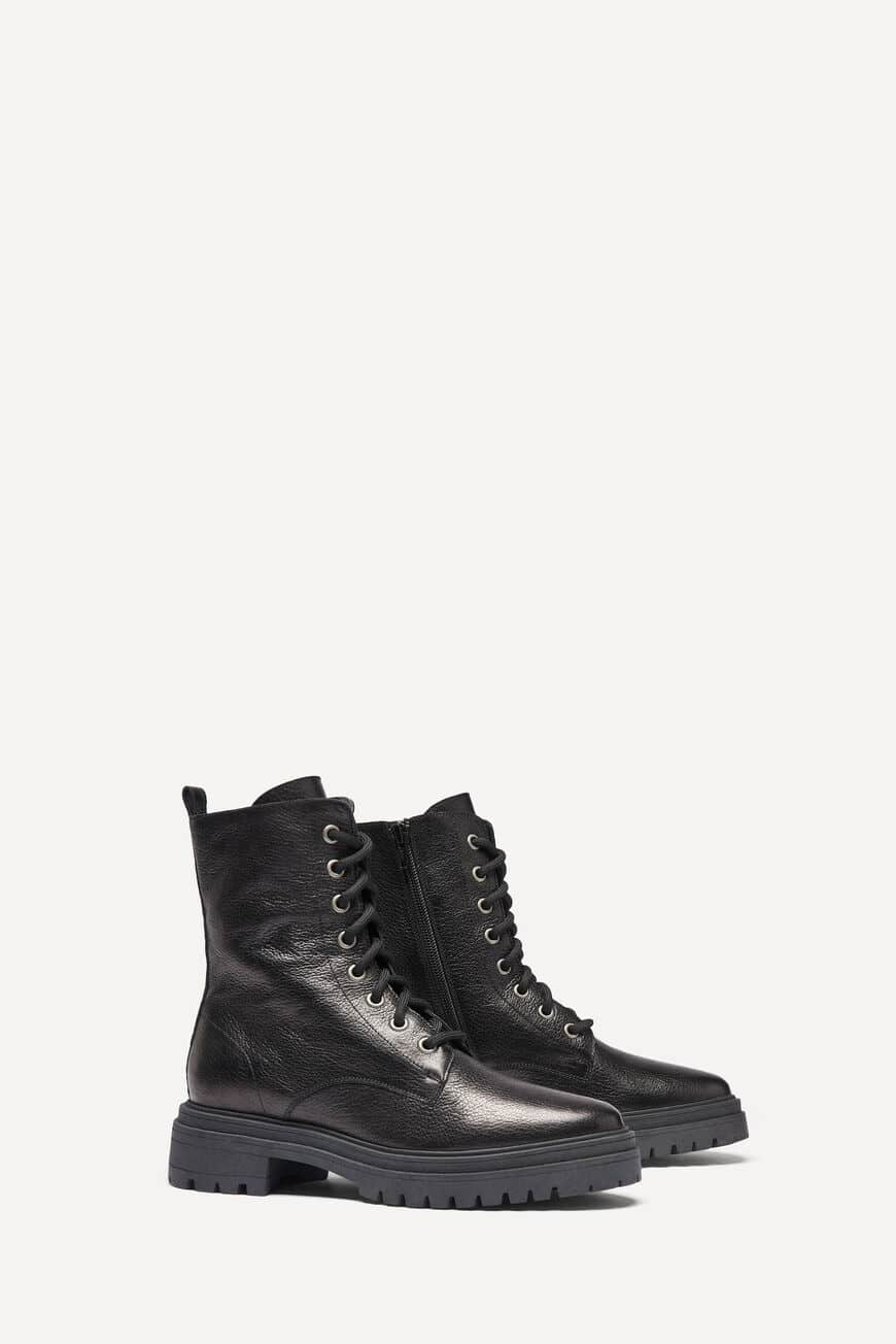 BOTTINES COMY CHAUSSURES NOIR