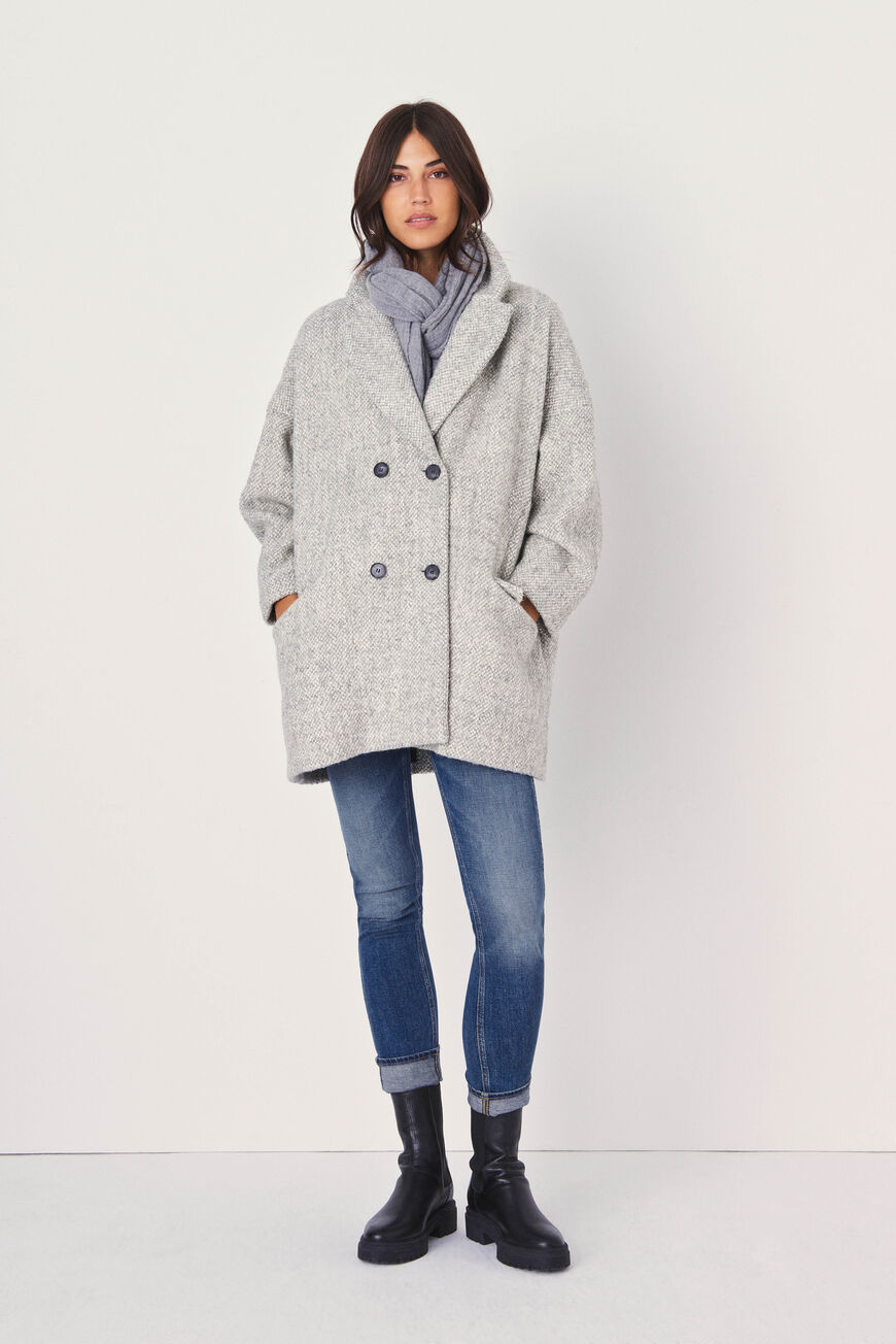 MANTEAU CHARLY MANTEAUX