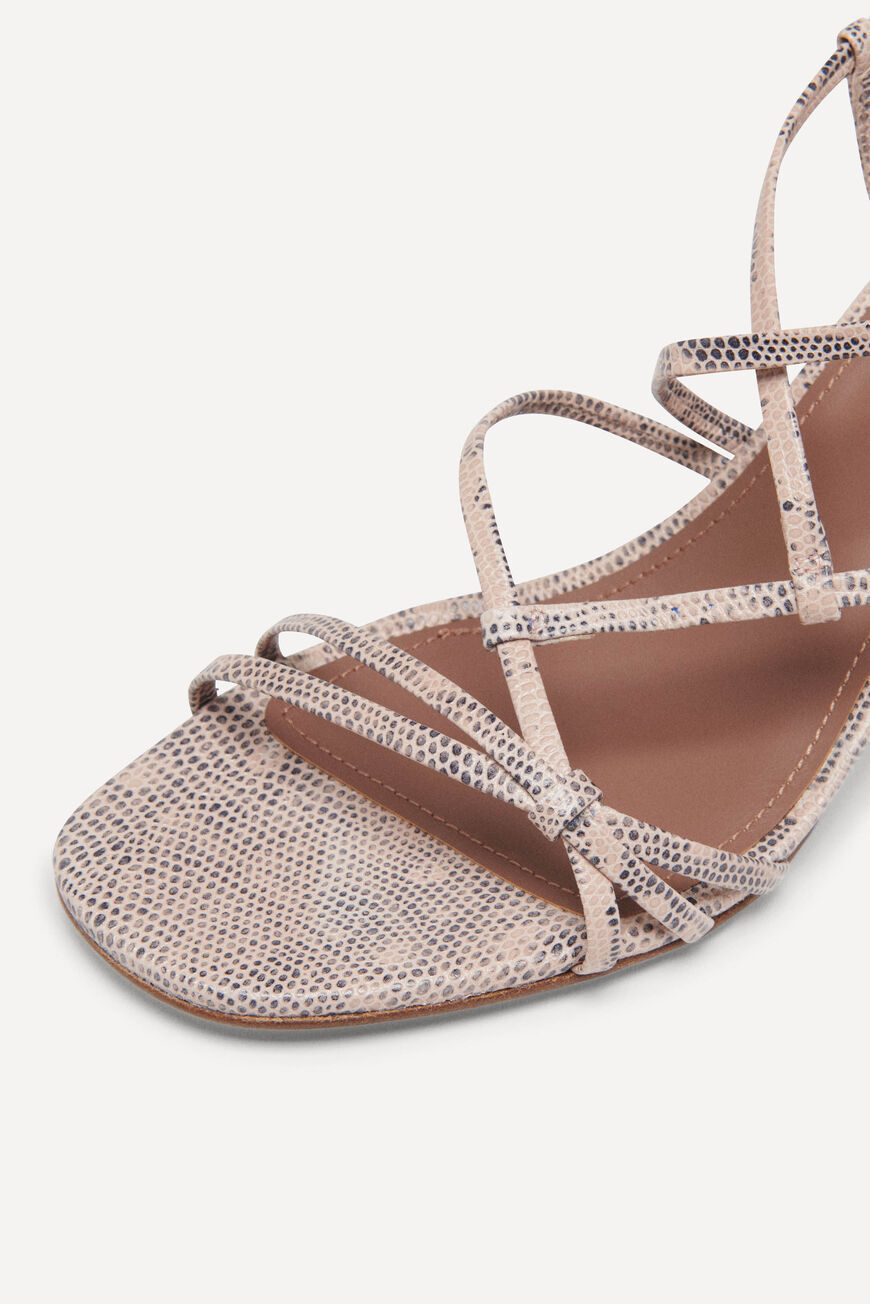 SANDALES TCELLY CHAUSSURES NUDE BA&SH