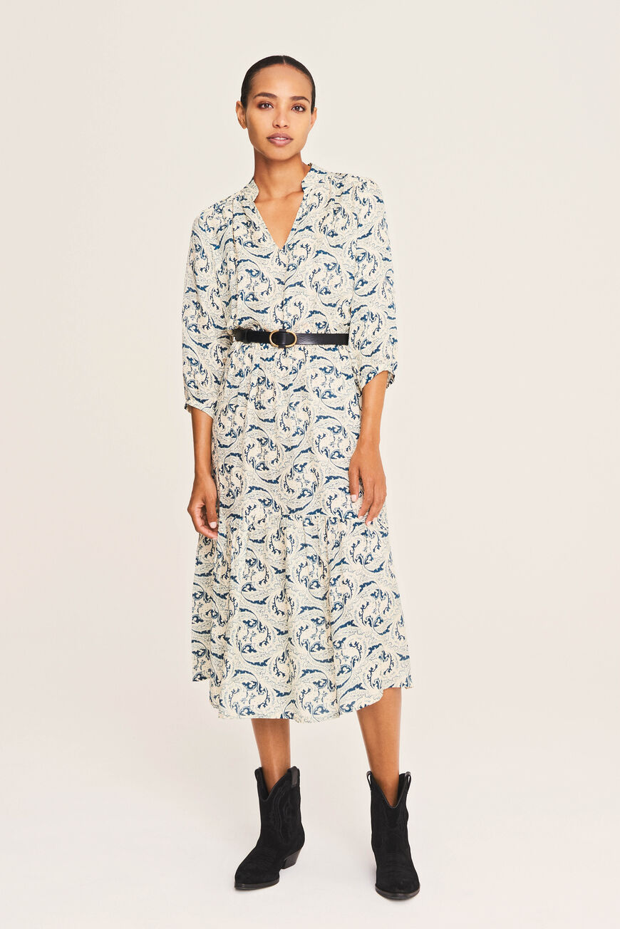 ROBE SONG SATIN TOUCH