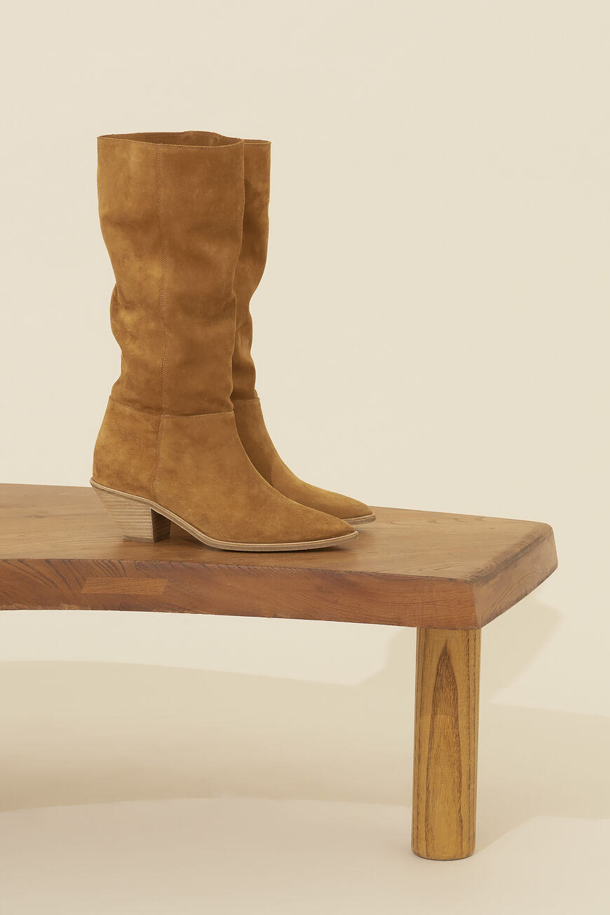 BOTTES COWBY CHAUSSURES