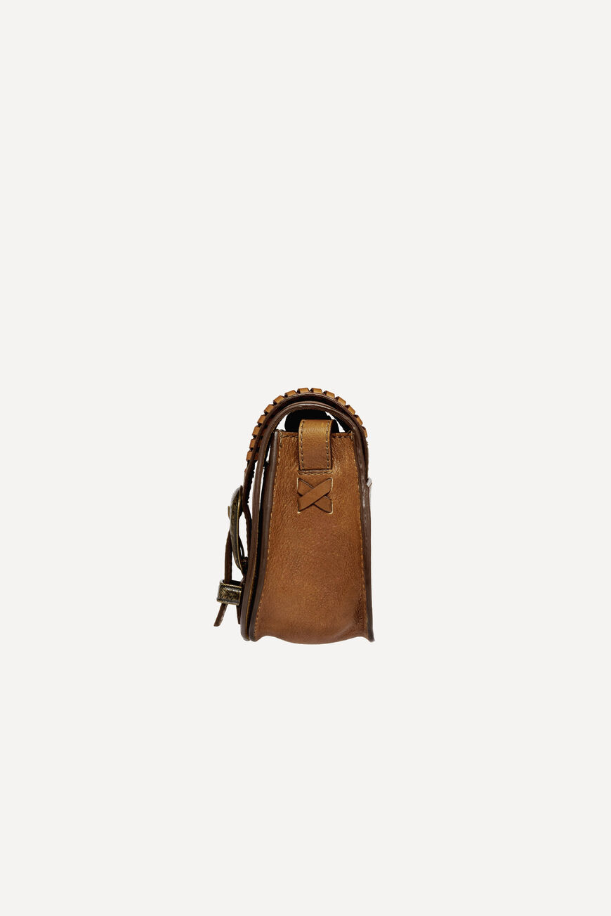 MINI-SAC TEDDY CROSSBODY BAGS MIEL