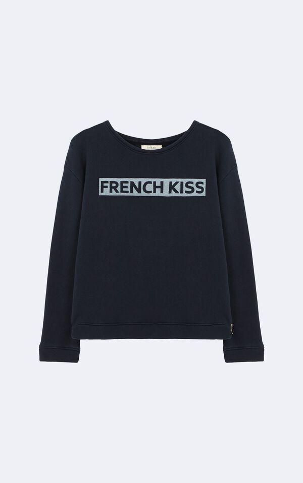 SWEATSHIRT KISS