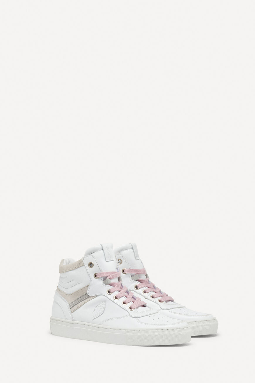SNEAKERS CRUSH BASKETS BLANC