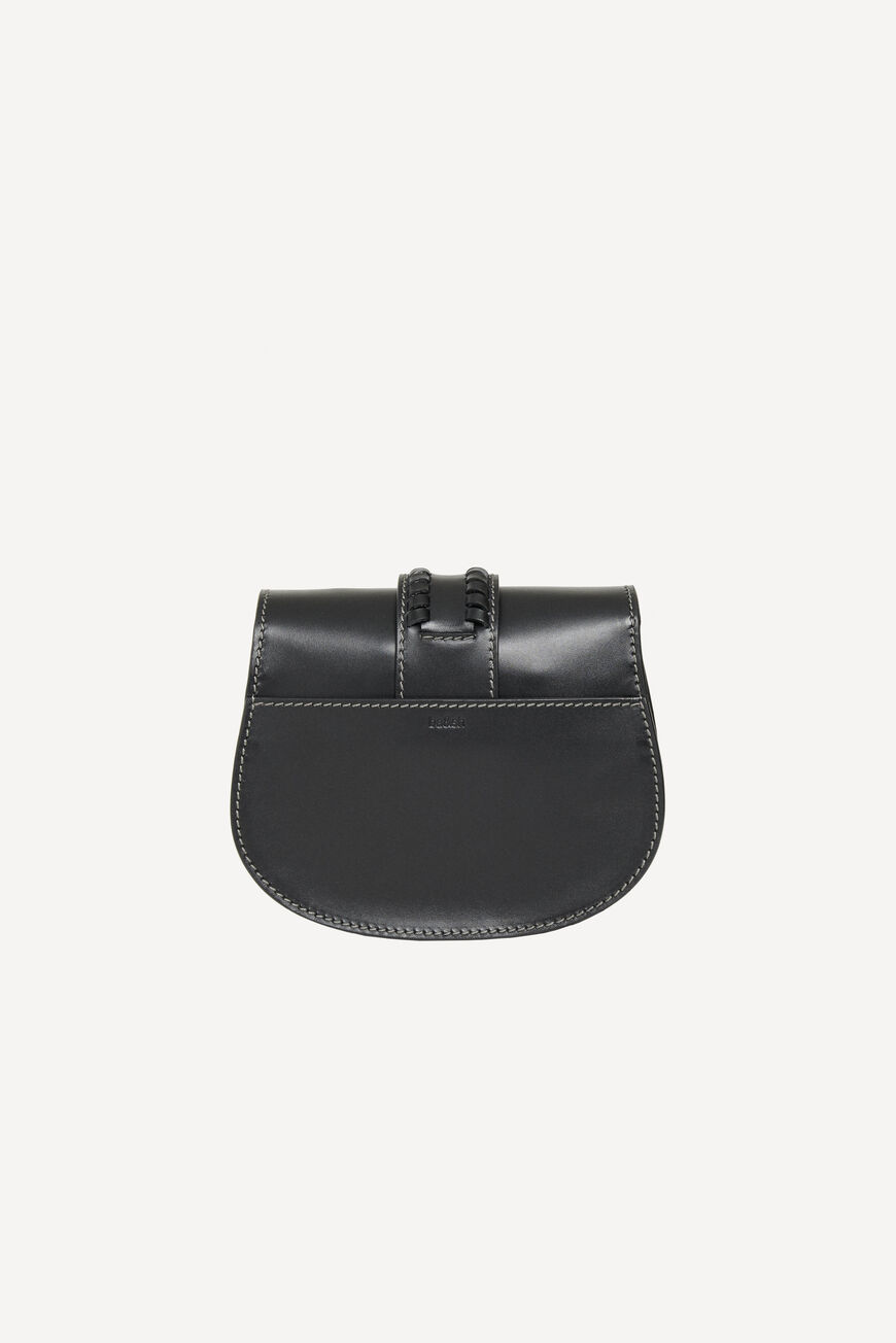 MINI-SAC TEDDY CROSSBODY BAGS NOIR