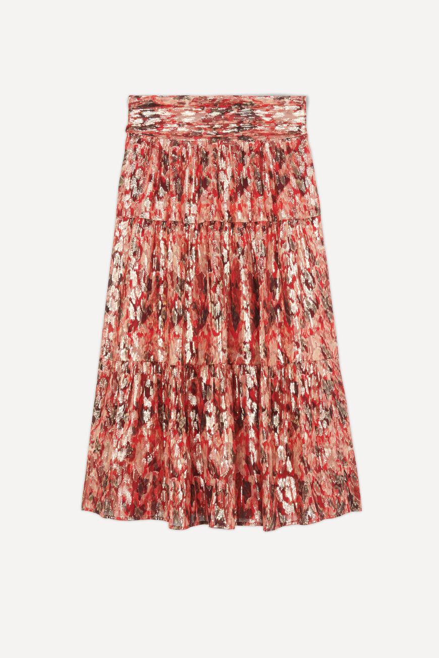SKIRT GALVIN Skirts & Shorts ROUGE BA&SH