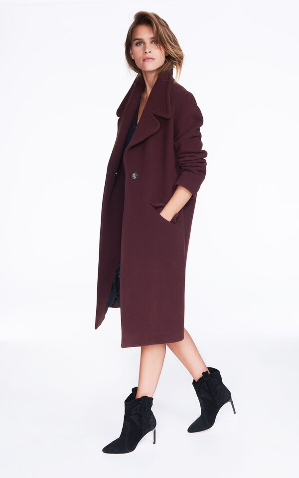 MANTEAU WOMAN