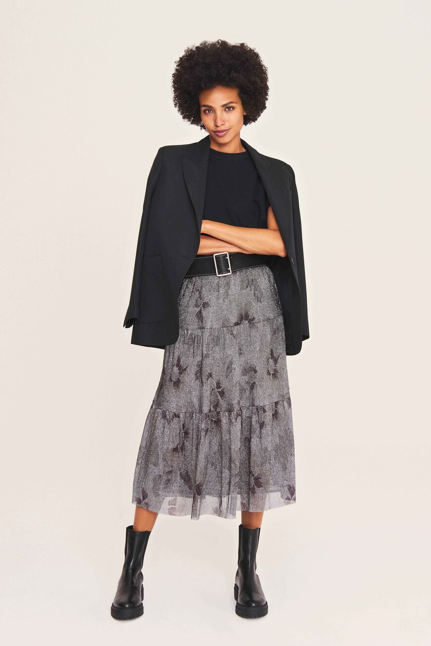 JUPE LAND JUPES & SHORTS NOIR