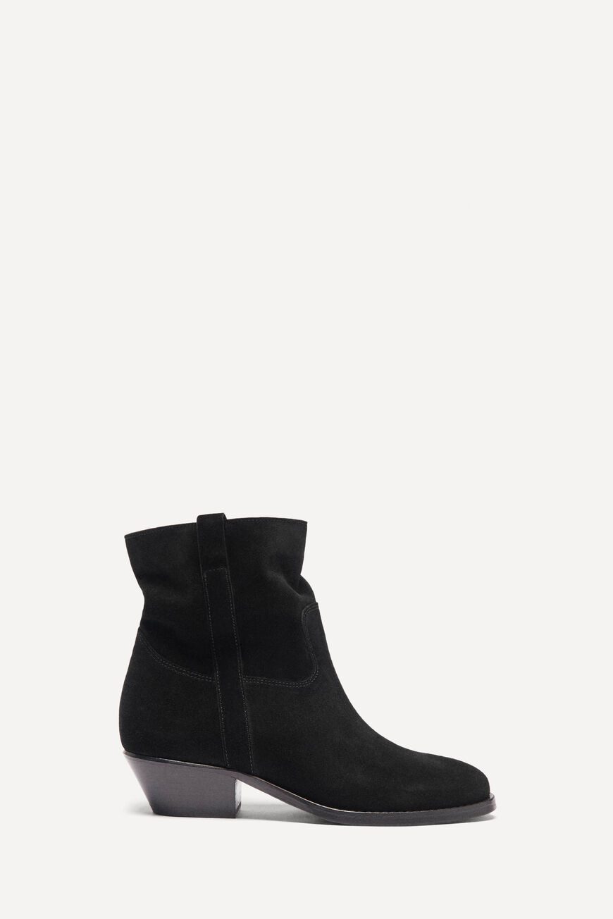 BOTTINES CHESTER BOOTS & BOTTINES NOIR