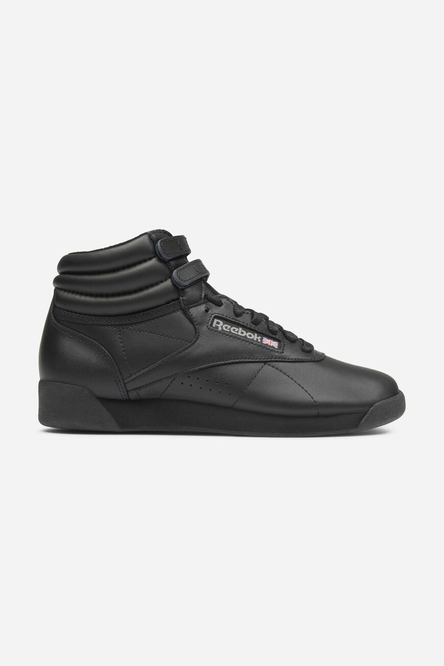 BASKETS FREESTYLE CHAUSSURES NOIR