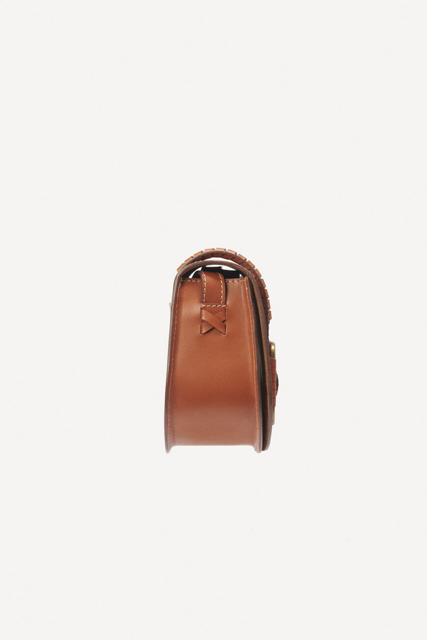 SAC TEDDY CROSSBODY BAGS TAN