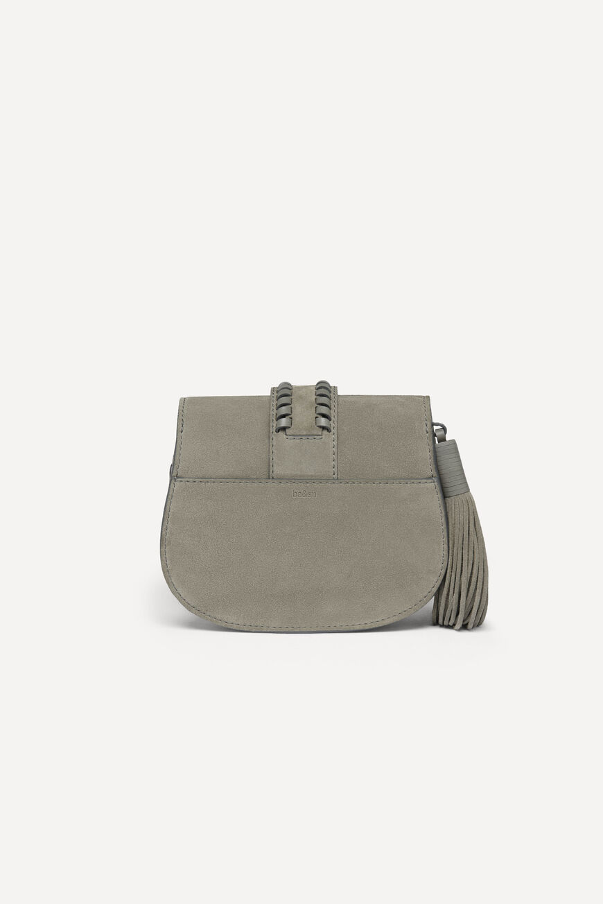 MINI-SAC TEDDY CROSSBODY BAGS MASTIC