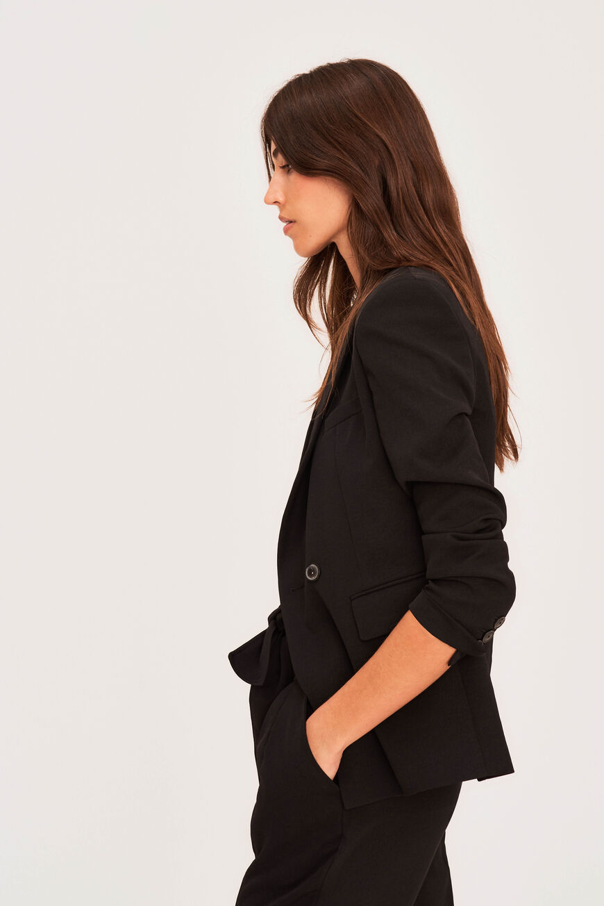 VESTE TREAT VESTES & MANTEAUX NOIR