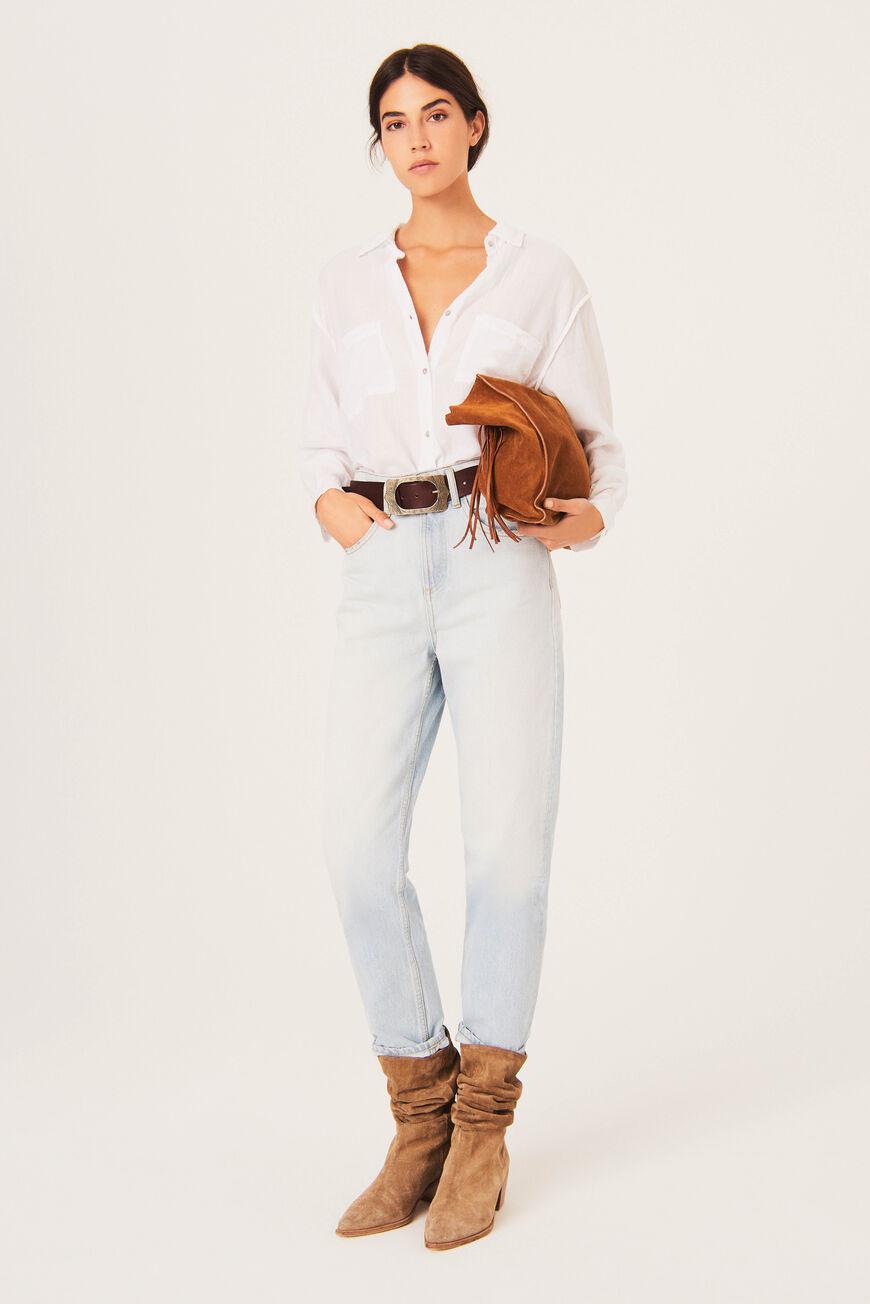 SHIRT TAO Tops & Shirts ECRU BA&SH