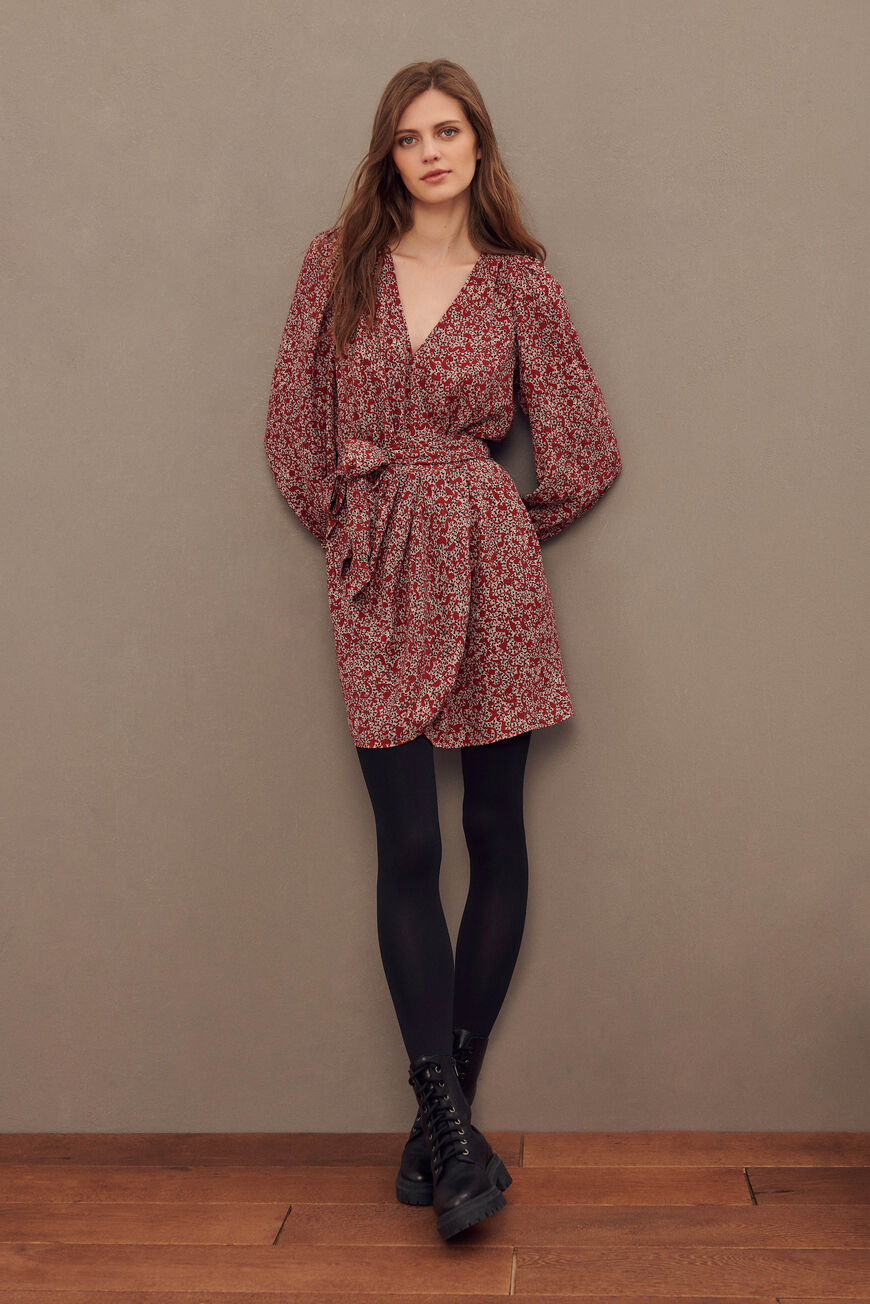 ROBE CAMILLE ROBES COURTES