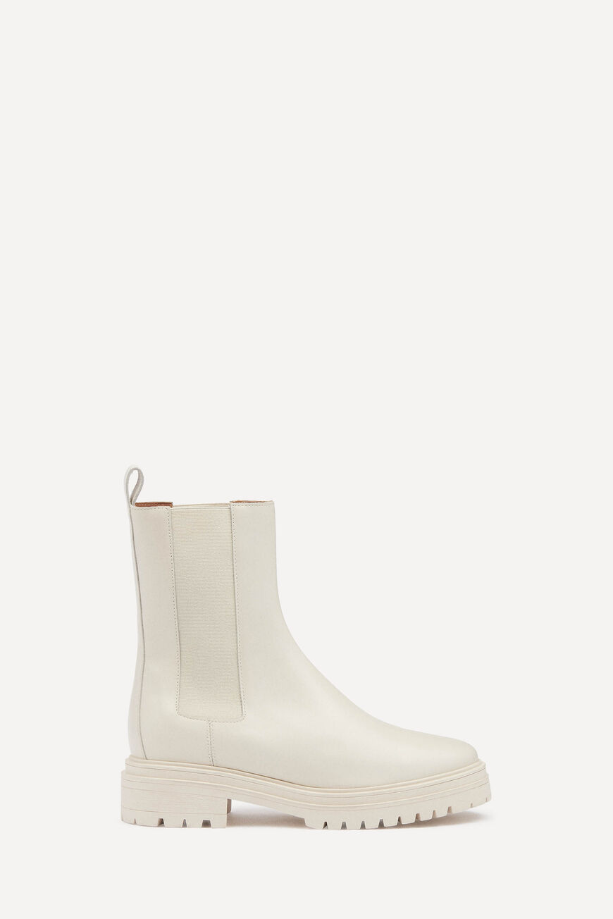 CHELSEA-BOOTS CODA BOOTS & BOTTINES OFFWHITE