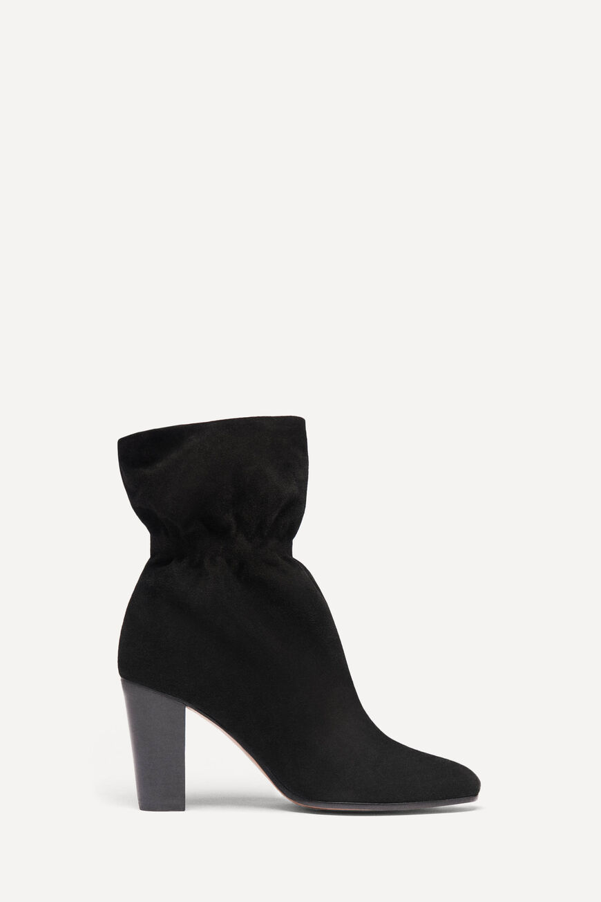 BOTTINES CHICA CHAUSSURES NOIR