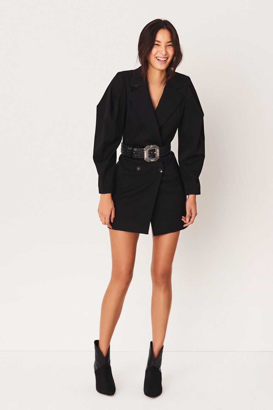 ROBE KARLY ROBES NOIR